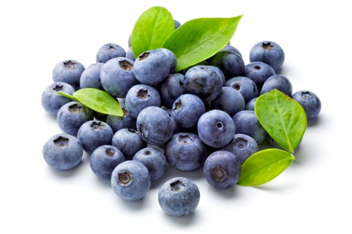 Blueberries @ Healthy Food For Brain