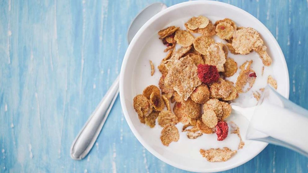 Breakfast Cereal @ Healthy Food For Pregnancy