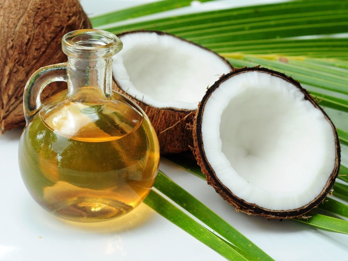 Coconut Oil @ Healthy Food For Brain