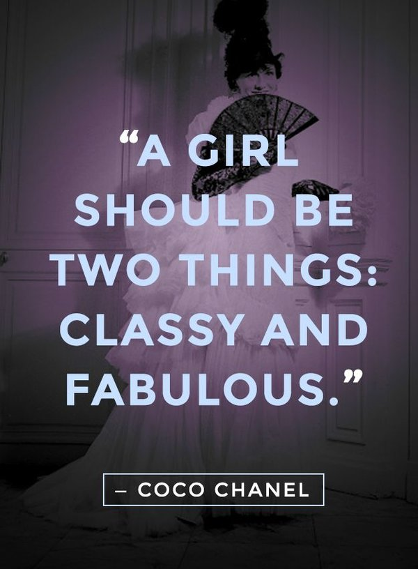 Cool Girl Quotes