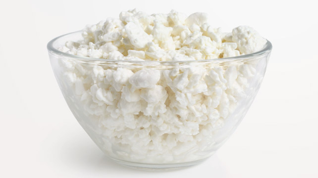 Cottage Cheese @ Healthy Food For Baby