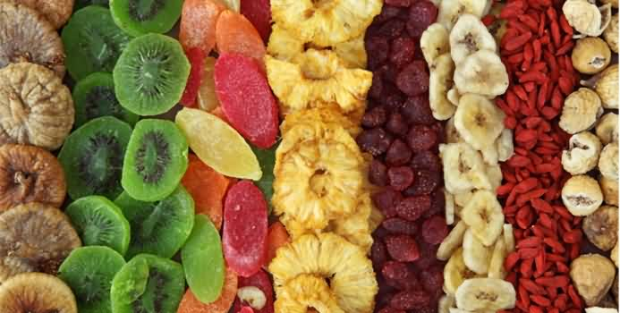 Dried Fruit @ Healthy Food For Pregnancy