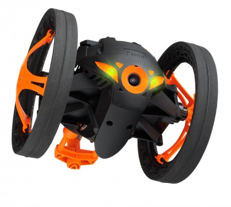 Drone With Wheel
