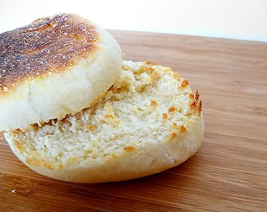 English Muffin @ Healthy Food For Baby