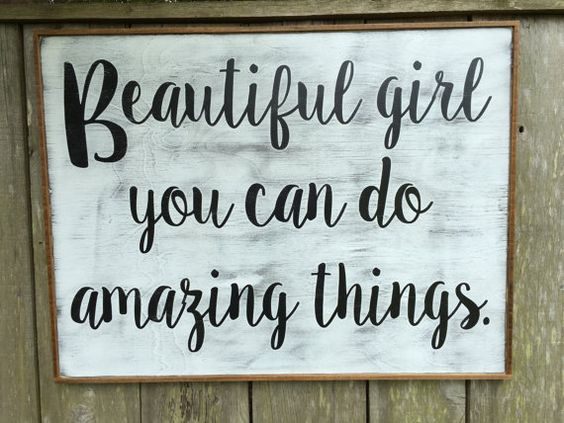 Exceptional Girl Quotes