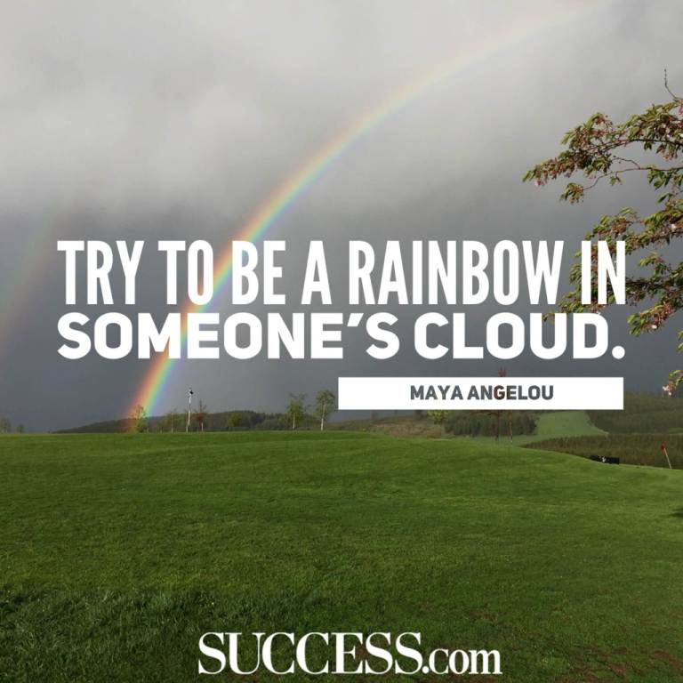 Famous Motivational Quotes By Maya Angelou