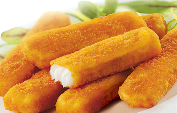 Fish Sticks @ Healthy Food For Baby