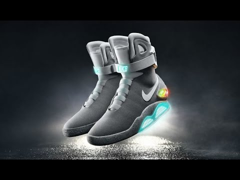 Glowing Shoe Gadget