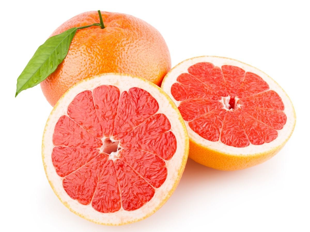 Grapefruit @ Healthy Food For Baby