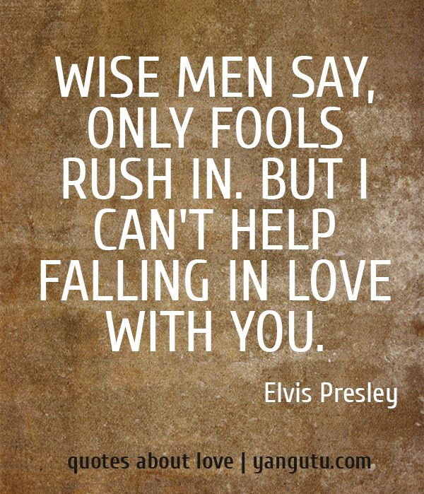 Great Wisdom Sayings About Love
