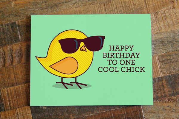 Happy Birthday to one cool chick
