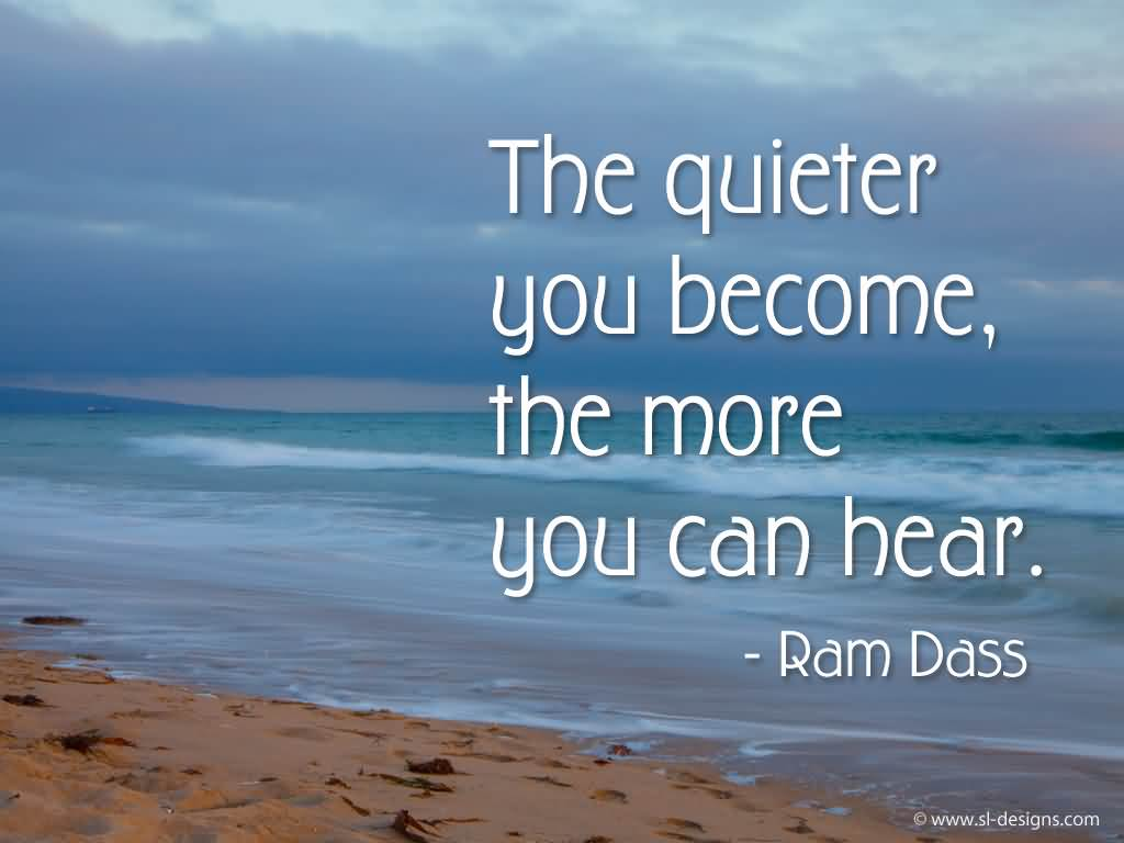 Inspirational Quotes By Ram Dass