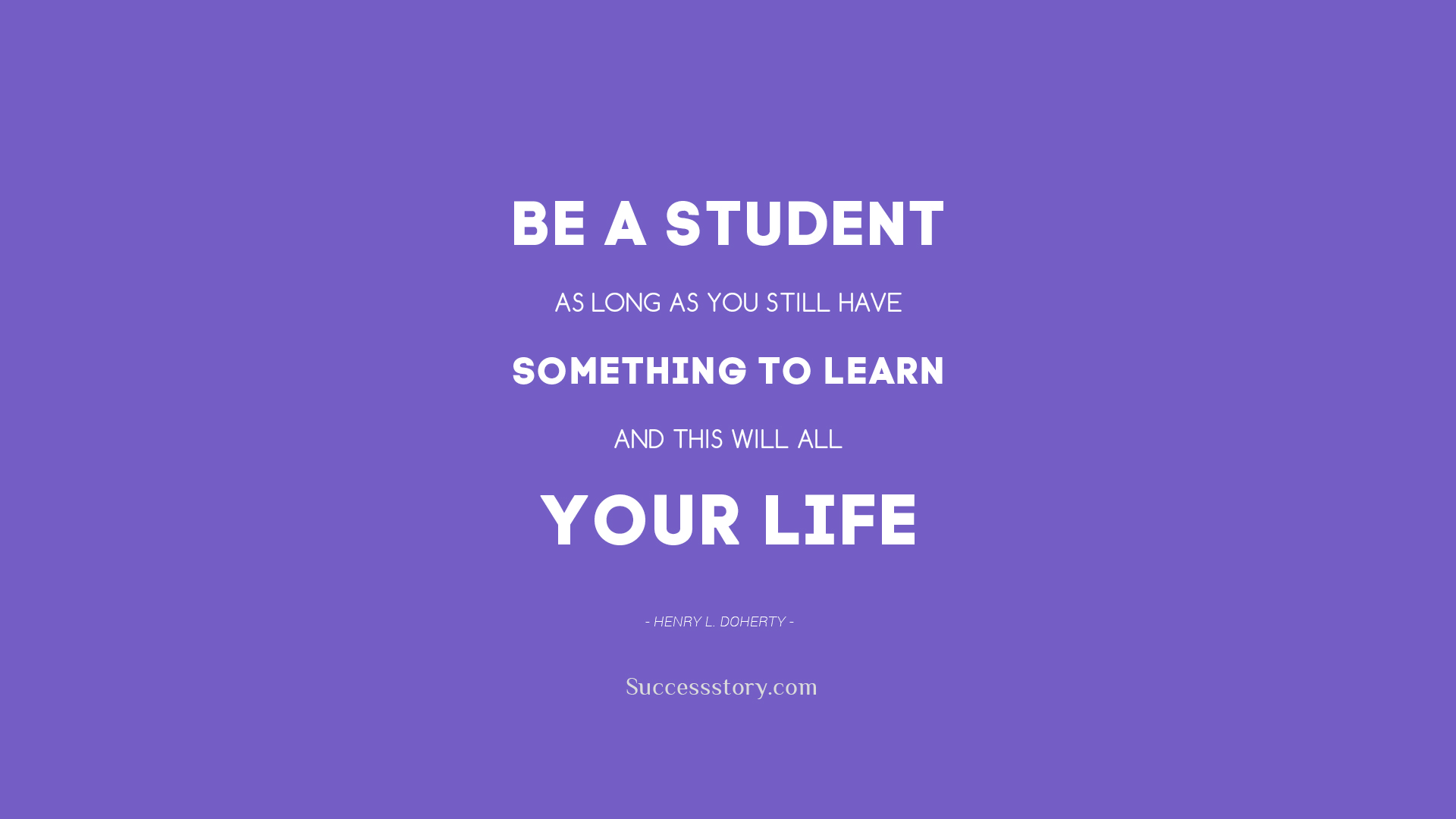 Inspiring Quotes About Student Life