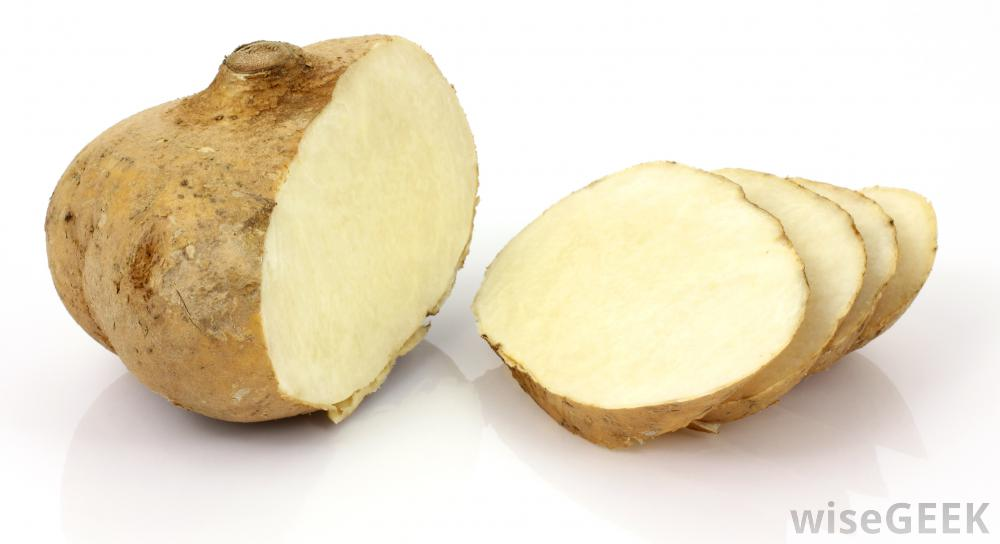 Jicama @ Healthy Food For Baby