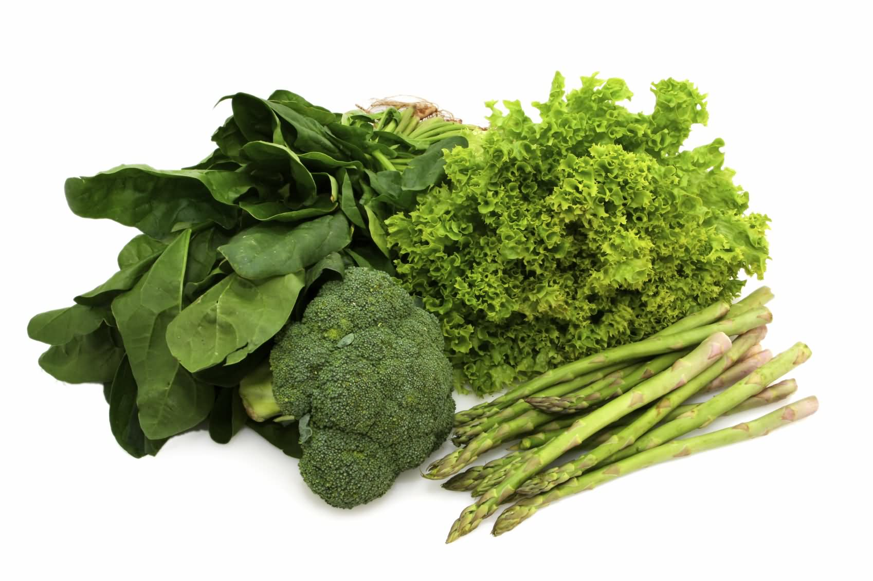 Leafy Vegetables @ Healthy Food For Brain