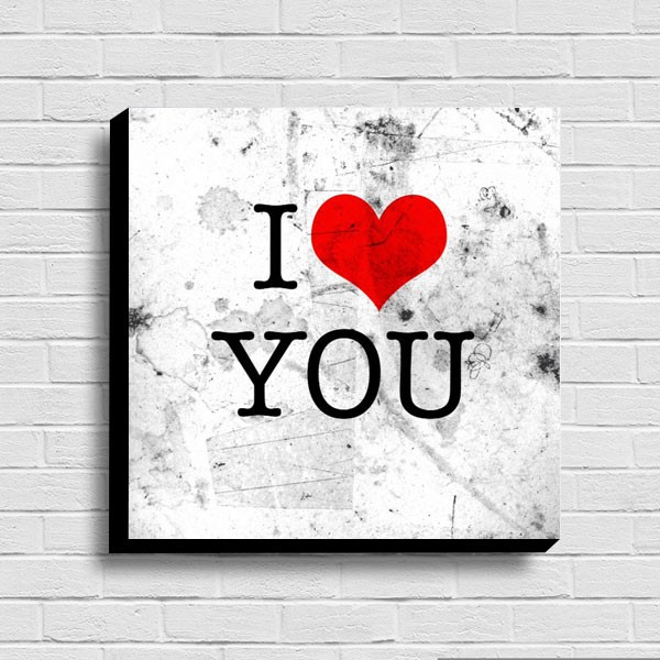 Marvelous I Love You Graphic