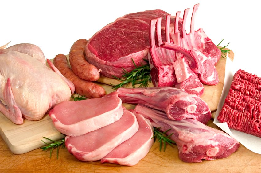 Meat Proteins @ Healthy Food For Bones