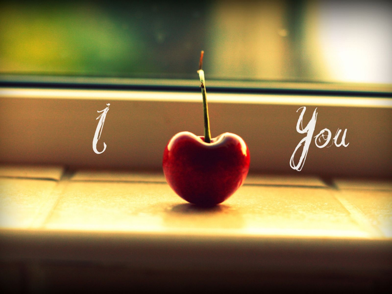 Motivational I Love You Graphic