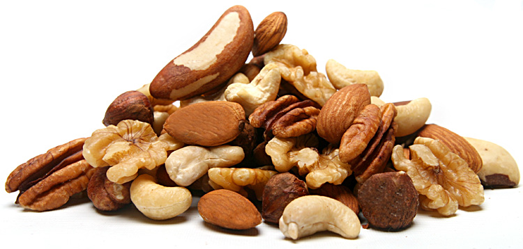 Nuts @ Healthy Food For Baby