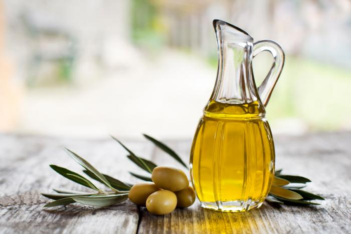 Olive oil @ Healthy Food For Kidney