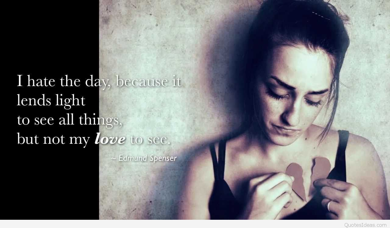 Painful Love Quotes 37