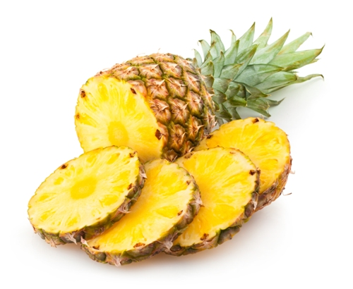 Pineapple @ Healthy Food For Baby