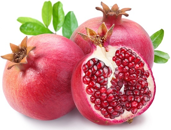 Pomegranates @ Healthy Food For Pregnancy