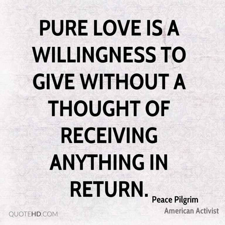 Pure Love Quotes 16