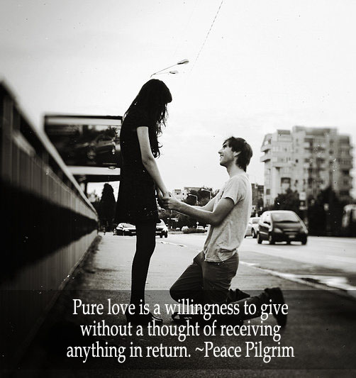 Pure Love Quotes 20
