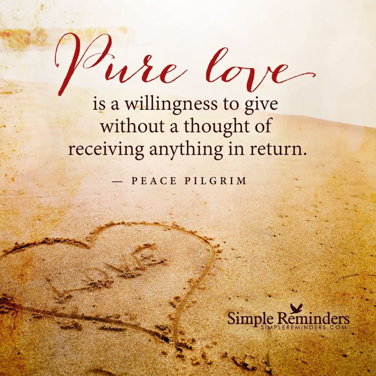 Pure Love Quotes 34
