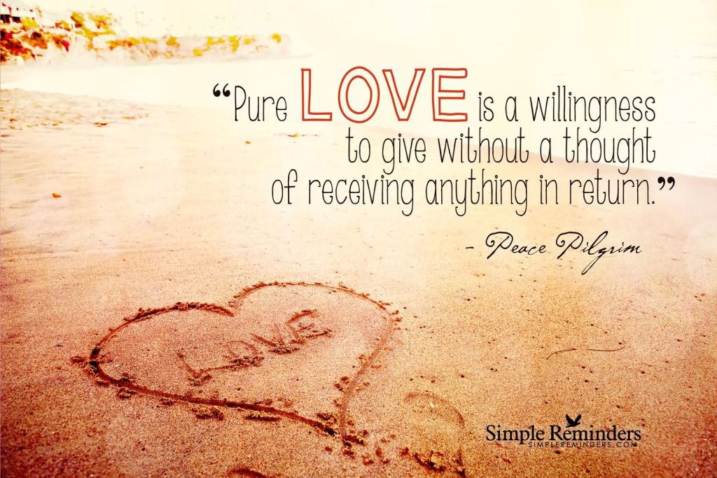 Pure Love Quotes 40