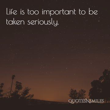 Short Life Quotes #44