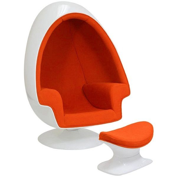 Sleeping Chair With Foot Rest