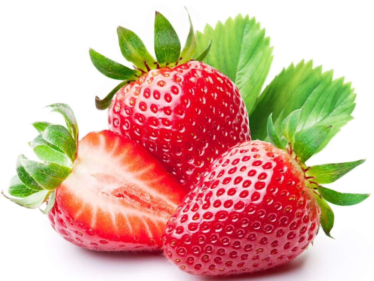Strawberries @ Healthy Food For Kidney