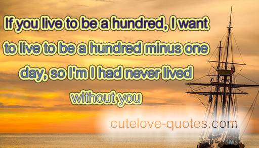 Sweet Love Quotes 20