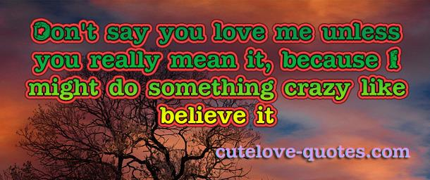 Sweet Love Quotes 23