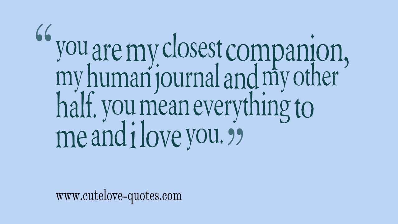 Sweet Love Quotes 38