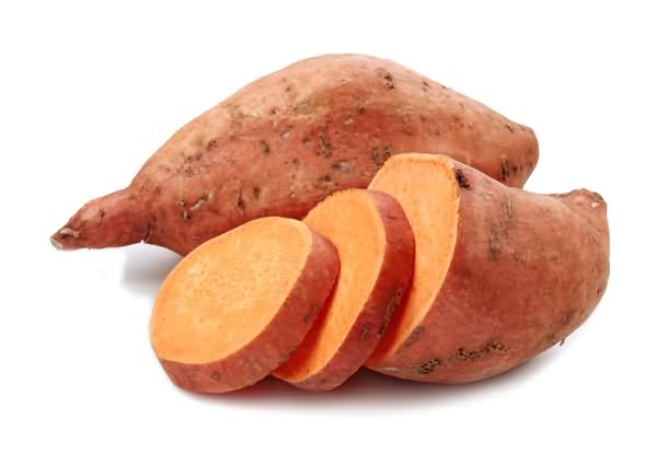 Sweet Potatoes @ Healthy Food For Pregnancy