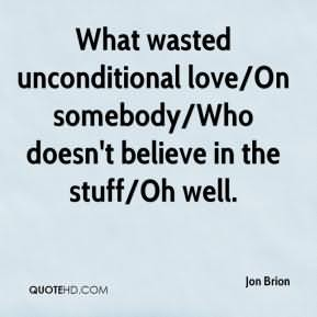 Unconditional Love Quotes 01