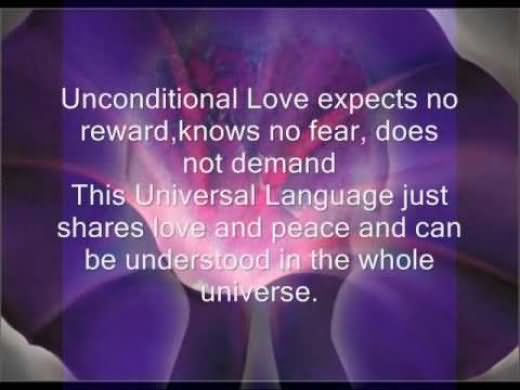 Unconditional Love Quotes 06