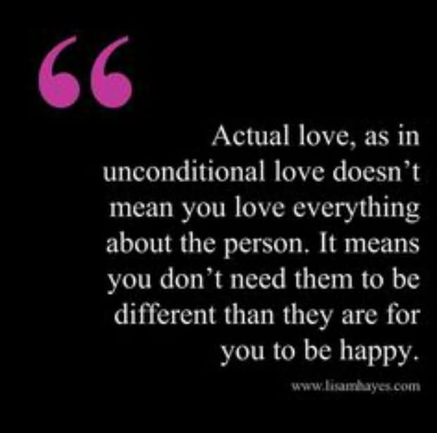 Unconditional Love Quotes 07