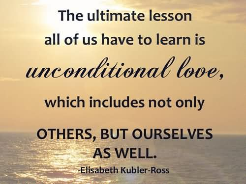 Unconditional Love Quotes 08