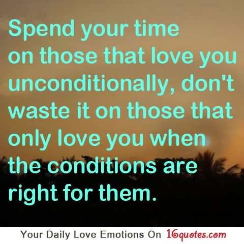 Unconditional Love Quotes 10