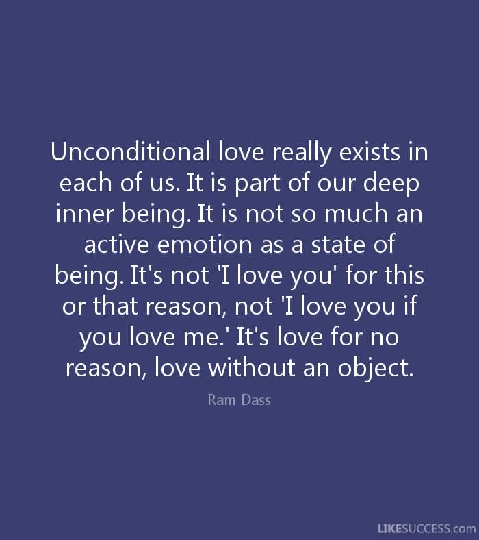 Unconditional Love Quotes 20