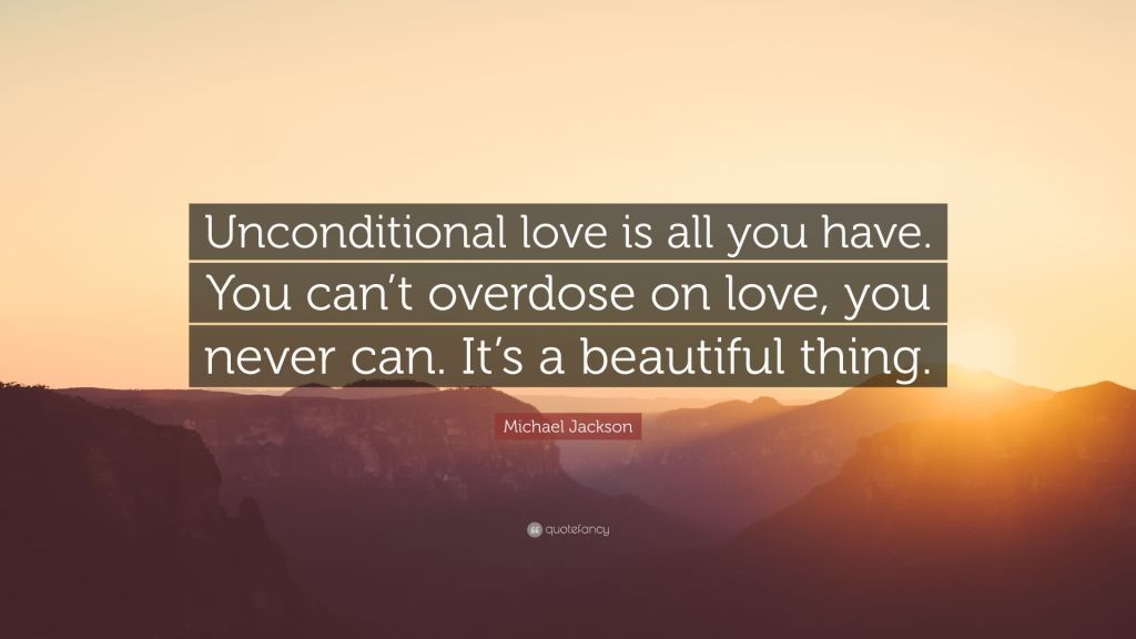 Unconditional Love Quotes 21