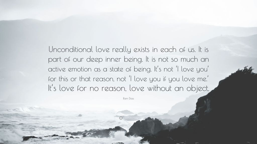 Unconditional Love Quotes 26