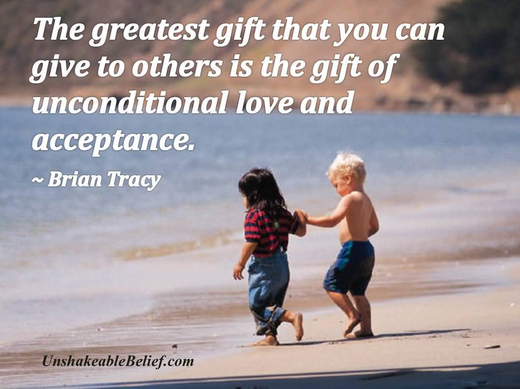Unconditional Love Quotes 31