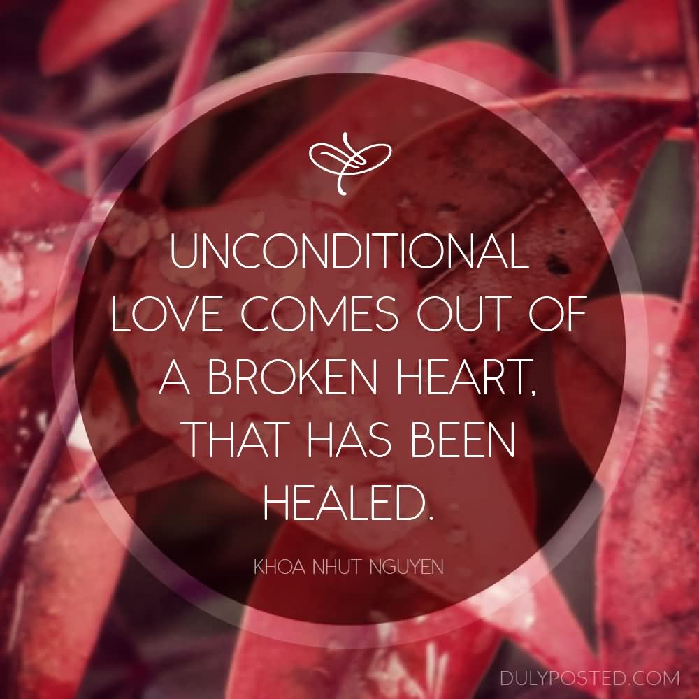 Unconditional Love Quotes 33