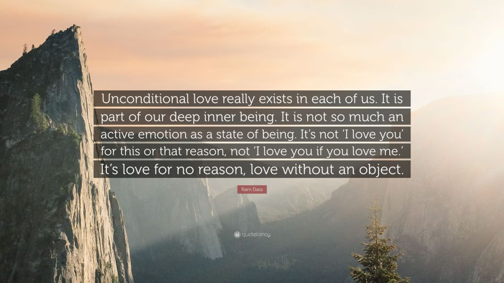 Unconditional Love Quotes 34
