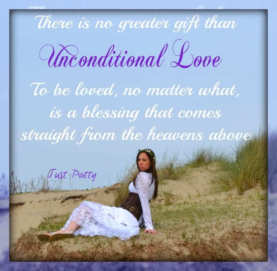 Unconditional Love Quotes 35